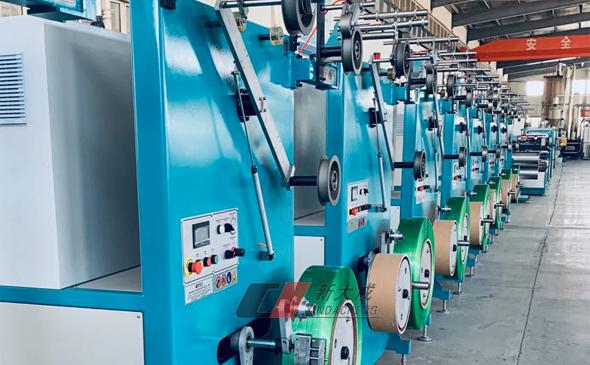 打包带收卷机_打包带生产线,塑钢带生产线,重型PET打包带生产线